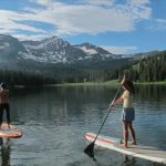 Paddle Boarding In Colorado