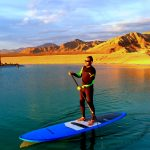 Best places to paddle board (SUP) in Las Vegas