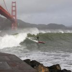 best places for SUP in San Francisco