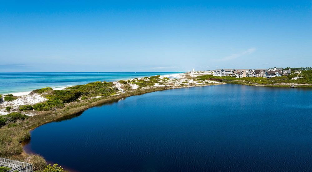 Coastal Dune Lakes for Florida SUP