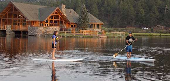 best places to paddle board in Dnver USA along with paddle board rentals places