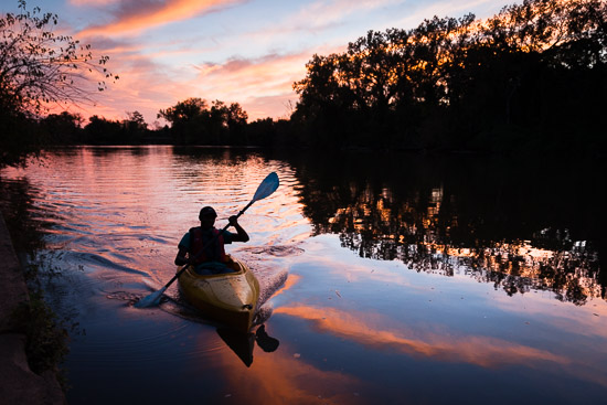 Best Paddle Boarding Locations in Washington DC 1