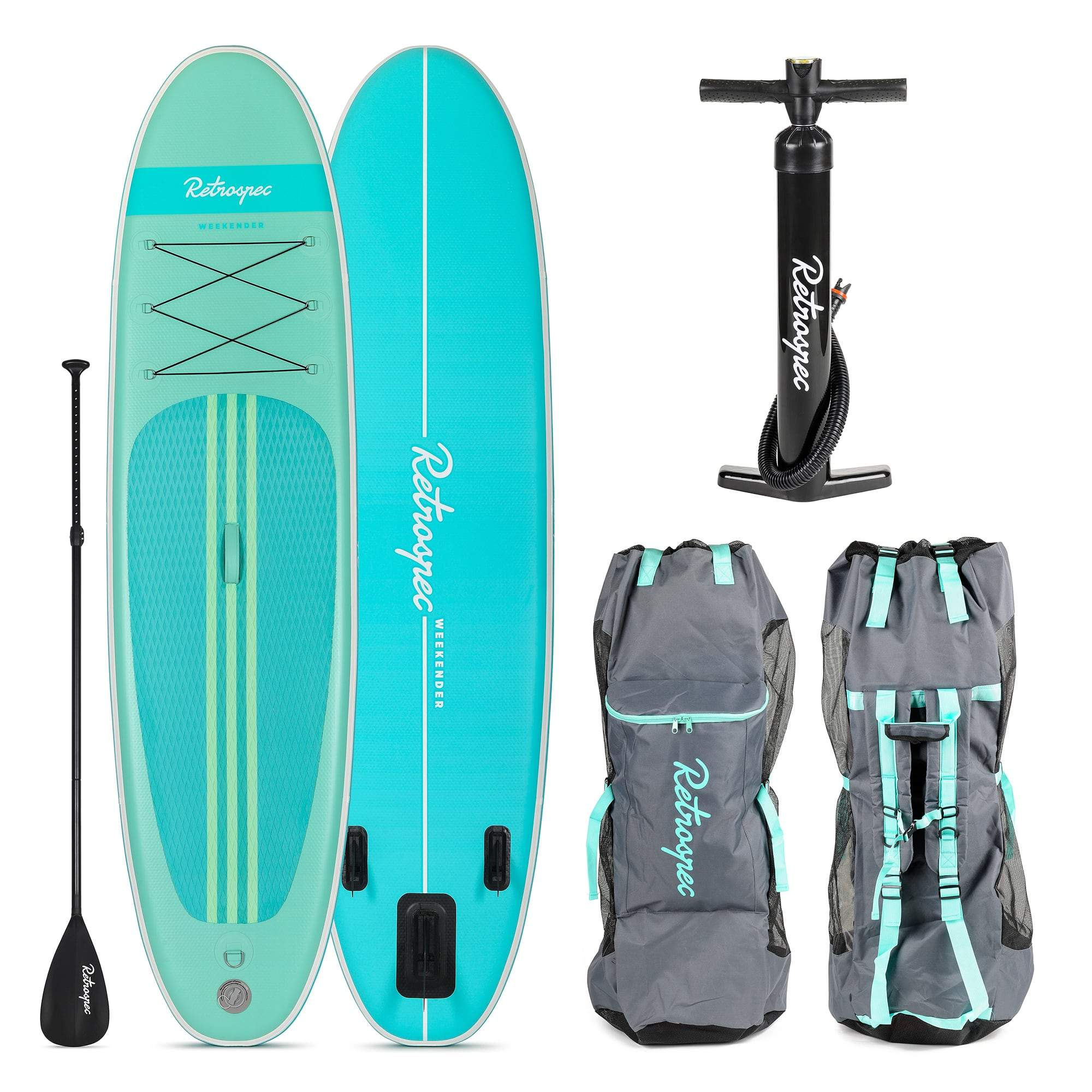 Ten toes weekender paddle board review