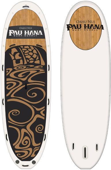 Pau Hana Oahu Nui Giant Stand Up Paddle Board