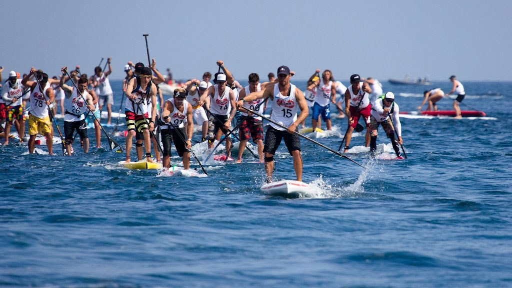 Guide to Paddle Board Racing 1