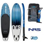 NRS Thrive Inflatable Stand Up Paddle Board - 10' 8""
