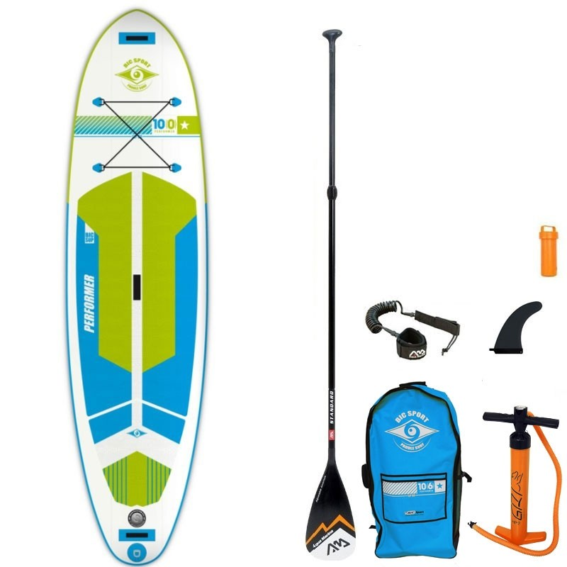 BIC Sport Performer Air Inflatable Stand Up Paddle Board Bundle Review 2