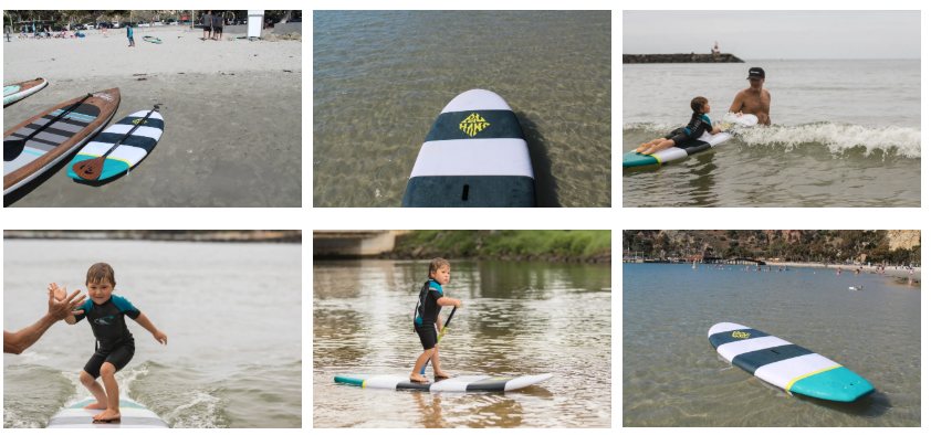 Pau Hana Grom 6 kids Paddle Board