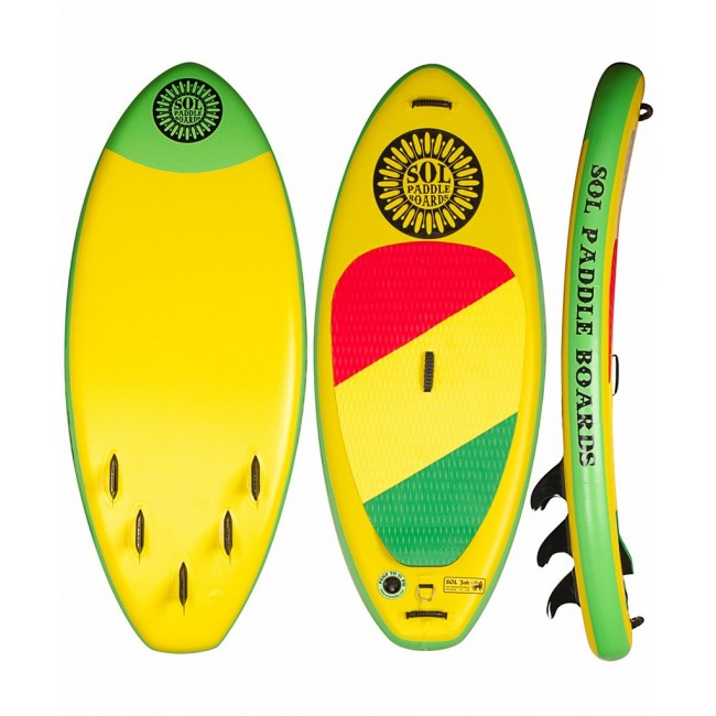 Kids inflatable paddle board by SOL