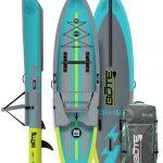 Bote Deus Aero Sit-On-Top Inflatable Kayak