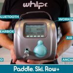 Whispr indoor paddle machine